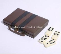 Domino блоки без Spinner в поле из натуральной кожи