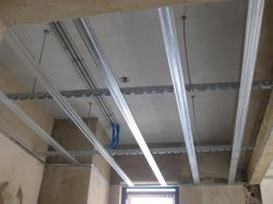 Los espárragos de metal de primera clase/pistas/C de la luz de perfil de acero de calibre para la partición de paneles de yeso