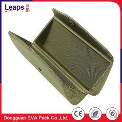 Boîte à outils de stockage simple gros EVA Verres cas