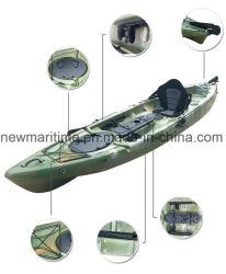 Pesca di plastica dell'HDPE o di LLDPE/canoa/kajak di plastica di sport con i pedali