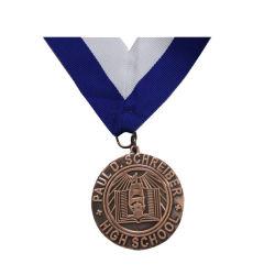 OEM-высокое качество пользовательских награда медаль за среднюю школу/Олимпиады Byaern (032)