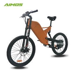充電電池が付いている完全な中断3000W強力な電気バイク