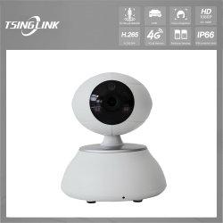 Maison Intelligente de la surveillance de l'alarme sans fil Wifi Caméra IP CCTV PTZ