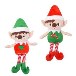 Le père dernière chanter et danser de façon bon marché de l'Ours d'alimentation de l'usine OEM Animeelectron Soft animal en peluche de Noël un jouet en peluche