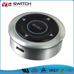 전기 IP65는 자동 부속을%s Sp5t 힘 항해등 스위치를 방수 처리한다