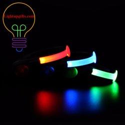 LED-Schuh-Klemmlampen-Sicherheits-Nachtlaufende Schuh-Klipp-Licht