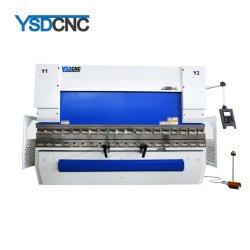 Nous avons67K en acier inoxydable 200t plieuse électro CNC presse Servo hydraulique avec Delem DA66T