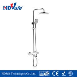 Хорошее соотношение цена латунный обратный клапан термостатический клапан заслонки смешения воздушных потоков ручной миксер душ в ванной комнате