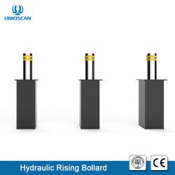 Electro-hidráulicos integrados el aumento de la seguridad pilonas con el aumento de 600 mm de altura