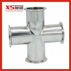Sanitaires en acier inoxydable SS316L virole Tc Cross