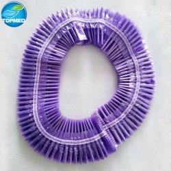 Гвозди принадлежности Professional наилучшее качество одноразовой пластиковой педикюр в ванной комнате гильзы цилиндра
