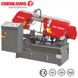Chenlong 280mm 11 pulgadas de la sierra de cinta de giro horizontal para la metalurgia (CS-280II)