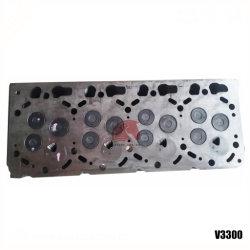 запасные части двигателя V3300 головки блока цилиндров для Kubota