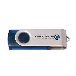 昇進のギフトのための良質の金属の旋回装置USBのフラッシュ駆動機構