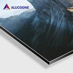 Digital gedrucktes die 3mm Zusammensetzung AluminiumDibond System kennzeichnet Vorstand-Panels