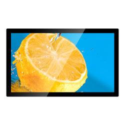 """De grote Muur die van de Grootte 32 """" FHD LCD de vertoning van de Reclame van de Monitor opzetten"""