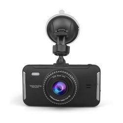 Portable voiture DVR 4,0 pouces 170 degrés à la vision de nuit Dash came avec 25mm lentille grand GPS Tracking pour voitures de l'enregistrement vidéo numérique