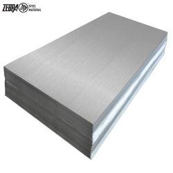 A laminagem a frio recozimento brilhante 316 Placa de aço inoxidável
