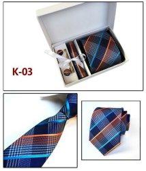 Corbata de seda de poliéster personalizadas Neck Tie Bowties sólidos
