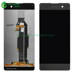 접촉 스크린을%s 가진 소니 Xperia Xa F3116를 위한 보충 셀룰라 전화 LCD 디스플레이는 완료한다