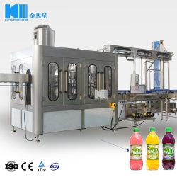 自然なAloeのヴィエラのフルーツジュースの飲み物のびん詰めにするパッキング機械プラント