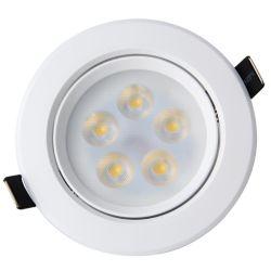 مصابيح LED كشافات 5 واط للمساكن مصباح السقف المنخفض داخل المنزل متجر المجوهرات
