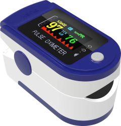 L'équipement médical de périphériques Bluetooth oxymètre de moniteur de la saturation en oxygène du sang, doigt d'Impulsion Impulsion Sop moniteur oxymètre de pouls de doigt