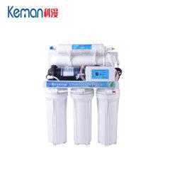 Fase 5-8 Sistema RO purificador de água com visor digital