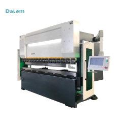 Wijd Gebruikte CNC van de Pers van de Rem Buigende Machine voor de Verwerking van het Metaal