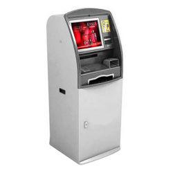 Retirer des espèces de dépôt Banque kiosque de l'écran de la Chine fabricant de machines ATM sans fil