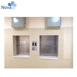 Elevatore di alimento della cucina dell'elevatore del Dumbwaiter della casa dell'hotel del ristorante dell'acciaio inossidabile 304 piccolo