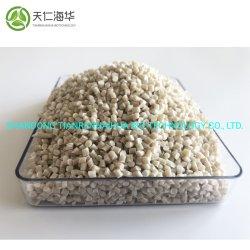 Sac de plastique biodégradable de matières premières de la résine plastique compostable Amidon de maïs