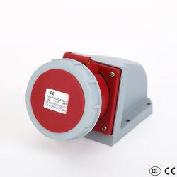 La meilleure qualité d'affaires en plastique IP67 16A Prise de courant électrique femelle mâle et femelle industrielle