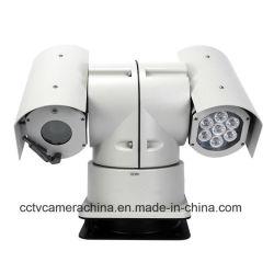 Zoom optique 30x IR étanches robuste voiture caméra IP PTZ