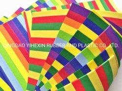 1.8Mm combinés Rainbow-7 couleurs Feuille de mousse EVA