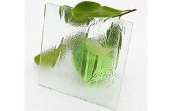 Le bambou clair Verre à motifs de flottement / Construire figuré en verre (CP-TP)