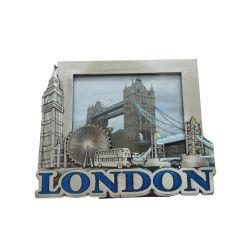 Commerce de gros de l'artisanat antique Souvenirs métal vintage Photo Frame (001)