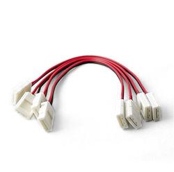 preço de fábrica luz de LED do conector de faixa