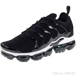 Мужчин Vapormax Tn Plus кроссовки женского спортивного работает обувь