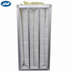 Высокая производительность промышленных синтетических Pocket сумка среднего корпуса воздушного фильтра