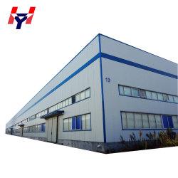 Costruzioni poco costose del metallo isolate acciaio generale modulare su misura pre Manufactured da vendere