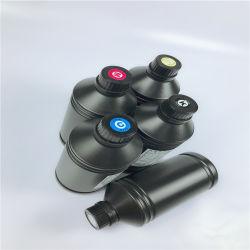 حبر Inktime Inktime Inktime حبر طباعة UV الأصلية مع أفضل سعر يمكن تجعبه حبر طباعة UV من خلال صورة ثلاثية الأبعاد لإبسون
