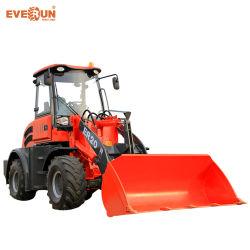 Everun Er20 2000kg mini chargeuse à roues pour la vente Earth-Moving machinerie de construction