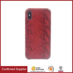 스네이크 스킨 재질 소프트 휴대폰 케이스 파이썬 스네이크 스킨 케이스