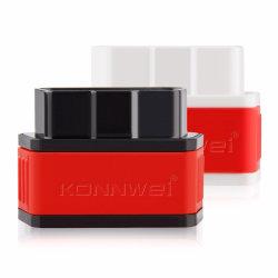Konnwei Kw903 Bluetooth Elm327 Adapter OBD2 Code Scanner