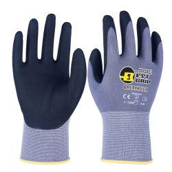 Удобные Дышащий Thinest 15g Micro пена нитриловые перчатки работы