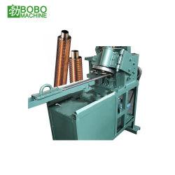Producto Applicationthe tubo con aletas en espiral está formado por el trabajo de la extrusión en frío, y la aleta se fija sobre la base de tubo para aumentar la eficiencia de intercambio de calor.