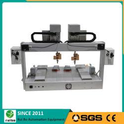 Automatische weichlötende Roboter-allgemeinhinmaschine für gedruckte Schaltkarte mit konkurrenzfähigem Preis