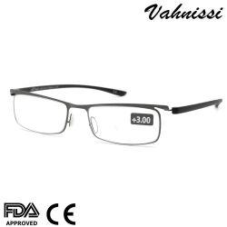 2019 FDA Ce Германии рынок нержавеющей стали безободковые чтения очки