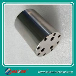 Précision de fabrication des pièces de machines, pièces d'usinage CNC, poinçon spécial pièces tournant
